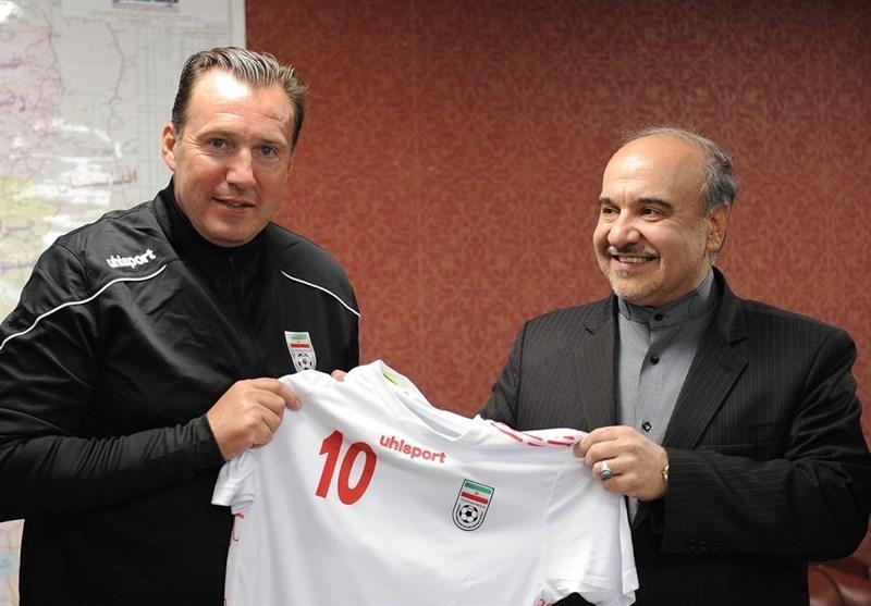ویلموتس: فرصت کافی در اختیار جوانها قرار خواهم داد/ دوست دارم تیم ملی با بازی هجومی مورد احترام مردم باشد