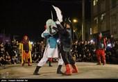 اجرای 44 تعزیه در سه فرهنگسرا و میدان امام حسین(ع)