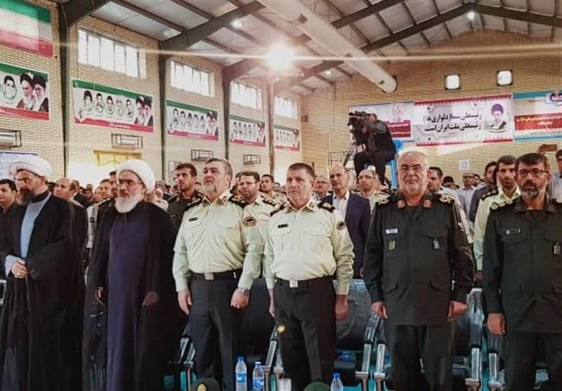 بوشهر|یادواره شهید رئیسعلی دلواری با حضور فرمانده انتظامی در دلوار آغاز شد