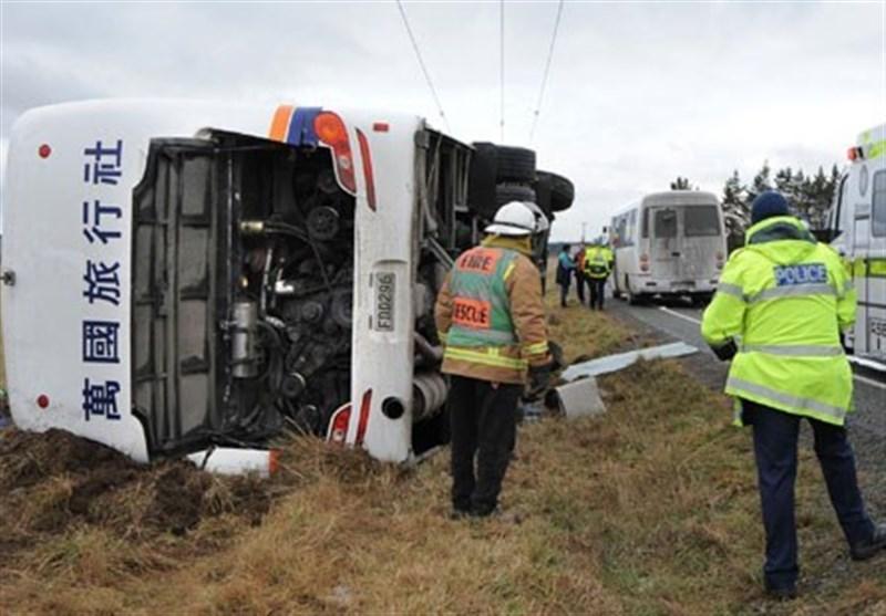 میزان تلفات جادهای در گیلان کاهش یافت
