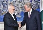 پاکستان اور ایران کے وزرائے خارجہ کی ملاقات