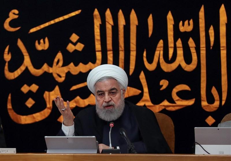 روحانی: جزئیات گام سوم کاهش تعهدات برجامی فردا اعلام میشود