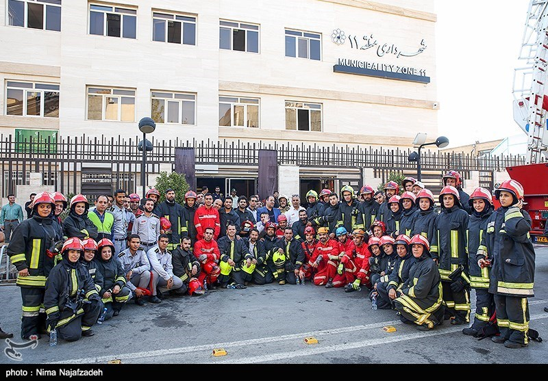 آمادهباش 49 ایستگاه و پایگاه آتشنشانی مشهد همزمان با روز تاسوعا و عاشورا