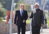 پوتین: اس-400 را طبق برنامه به هند تحویل خواهیم داد