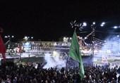 جلوههای شور حسینی در دارالمومنین همدان+تصاویر