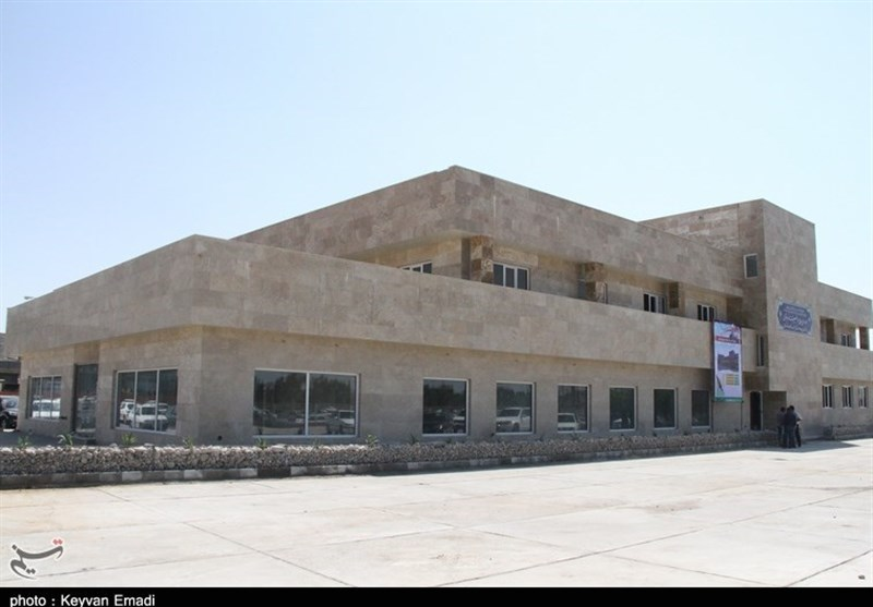 افتتاح همراه سرای بیمار بیمارستان شهدای خلیج فارس بوشهر به روایت تصویر