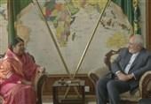 Iranian FM, Bangladeshi Speaker Discuss Closer Parliamentary Ties