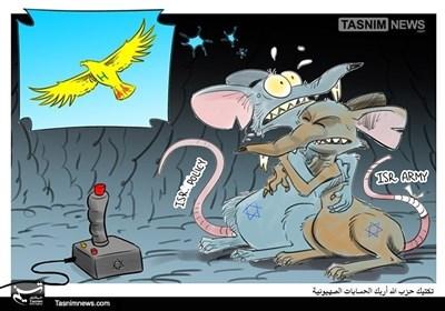 تكتيك حزب الله أربك الحسابات الصهيونية