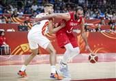 لیگ بسکتبال چین| شکست یاران حدادی مقابل سیچوان/ حامد دابل دابل کرد