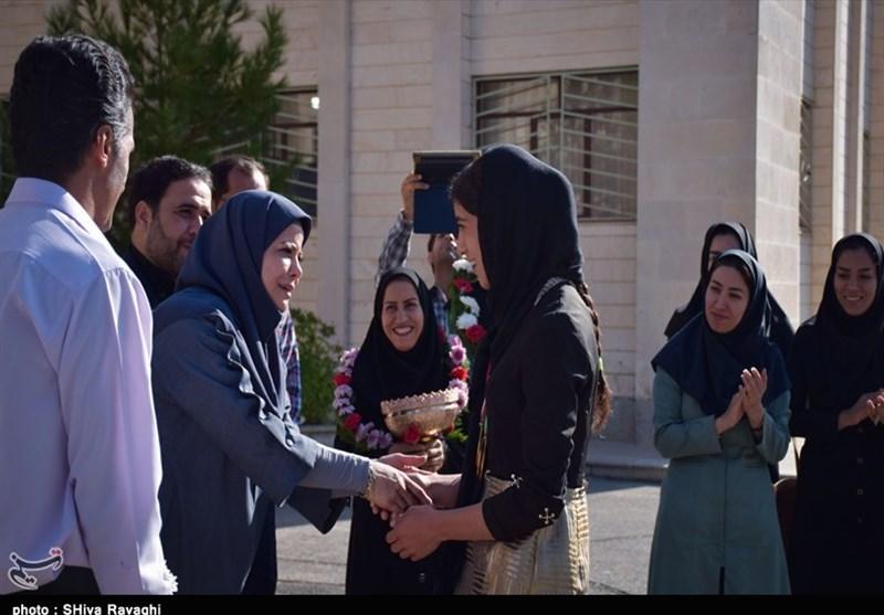 قهرمانان استان مرکزی در المپیاد ورزشی استعدادهای برتر کشور تجلیل شدند