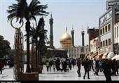 نگین گردشگری مذهبی کشور نوروز1400 توانایی میزبانی از مسافران نوروزی را ندارد