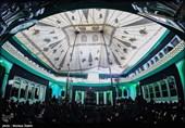 مراسم عزاداری محرم در خانه بنکدار اصفهان