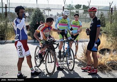 مسابقات دوچرخه سواری پاراسایکلینگ قهرمانی کشور