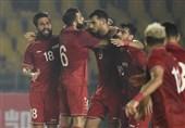 انتخابی جام جهانی 2022| شروع طوفانی سوریه و پیروزی ارزشمند فلسطین