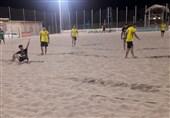 لیگبرتر فوتبال ساحلی| پیروزی تیم پارس جنوبی بوشهر مقابل تیم ملوان بندر گز