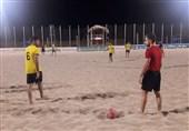 بوشهر| سقوط تیم فوتبال ساحلی ملوان بندرگز از لیگبرتر به دسته یک قطعی شد