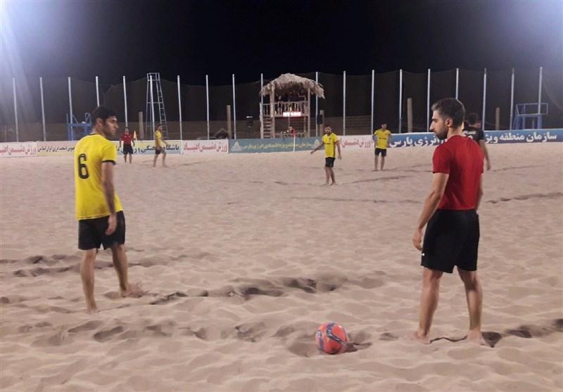 بوشهر  سقوط تیم فوتبال ساحلی ملوان بندرگز از لیگبرتر به دسته یک قطعی شد