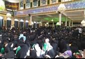 برپایی اجتماع عظیم شیرخوارگان حسینی در مازندران