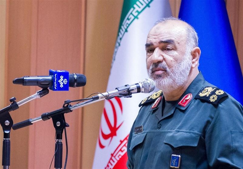 فرمانده سپاه: اجرای طرح شهید سلیمانی موجب کاهش آمار فوتیهای کرونا شد