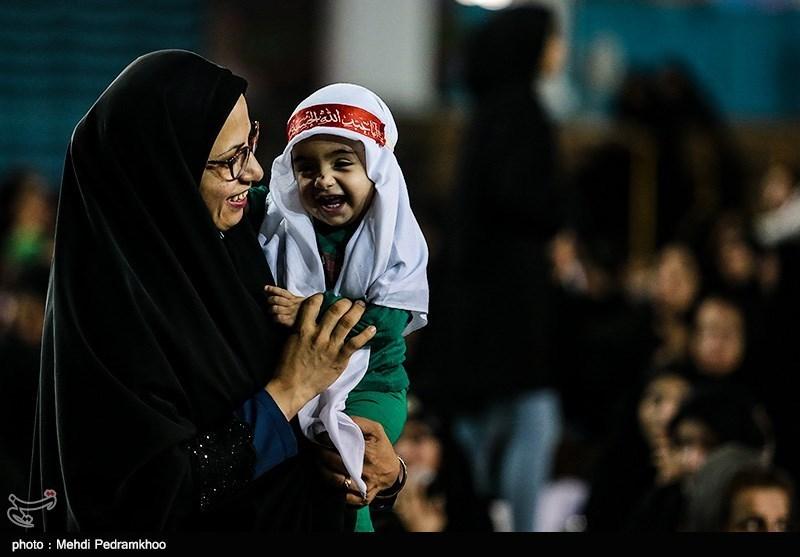 همایش جهانی شیرخوارگان حسینی همزمان با نخستین جمعه ماه محرم در اهواز