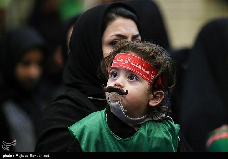 همایش جهانی شیرخوارگان حسینی همزمان با نخستین جمعه ماه محرم در ارومیه