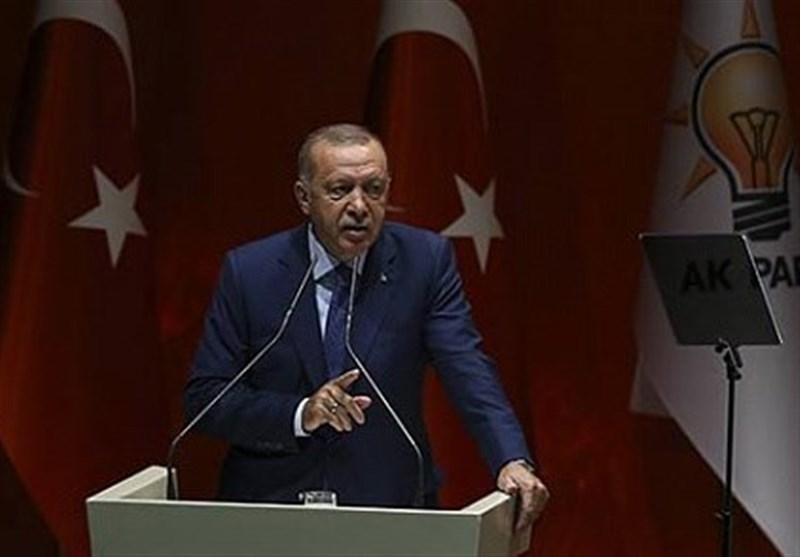 اردوغان: نمیتوانیم چشمهایمان را به روی کمکهای آمریکا به پ.ک.ک ببندیم
