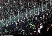 همایش شیرخوارگان حسینی در استادیوم آزادی