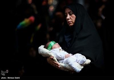 مراسم شیرخوارگان حسینی - اصفهان