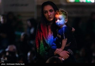 مراسم شیرخوارگان حسینی - یزد