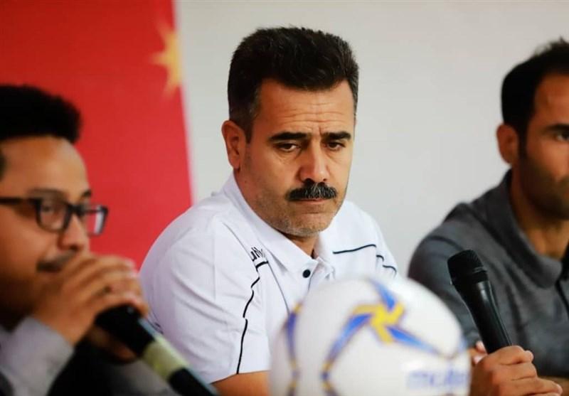 پورموسوی: هدف اولمان بازی زیباست، سپس گرفتن نتیجه/ فردا بدون اشتباه در زمین مسابقه حاضر میشویم