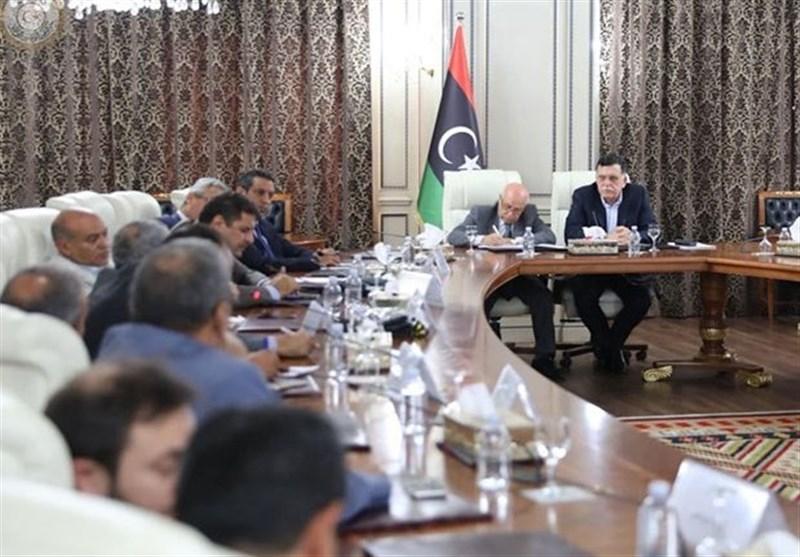 لیبی  دیدار با بیگانگان مشروط به اجازه دولت وفاق ملی شد