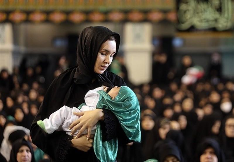 بزرگترین اجتماع شیرخوارگان مهدوی در بوشهر برگزار شد
