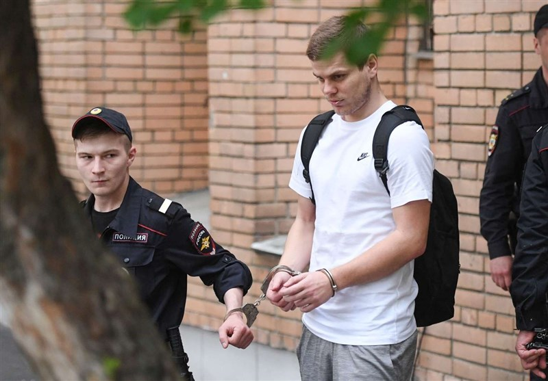 2 بازیکن زندانی شده روسیه آزاد میشوند