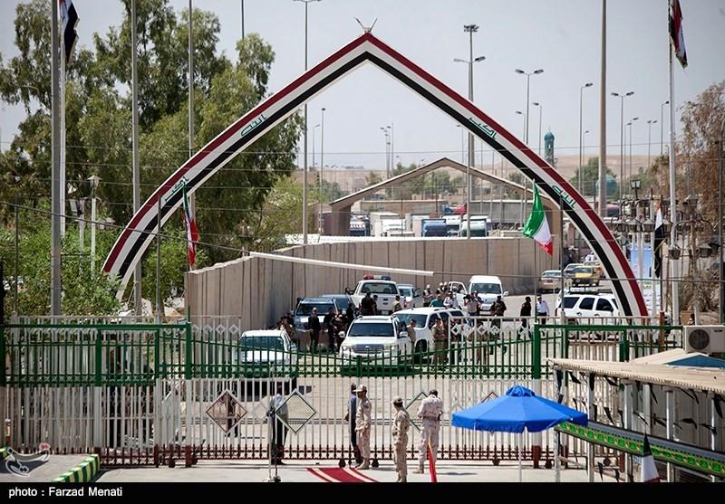 اخبار اربعین 98| 4500 زائر اربعین از مرز خسروی عبور کردند