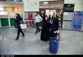 کرمانشاه| بیش از 10 هزار زائر از مرز خسروی تردد کردند