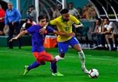 بازیهای دوستانه ملی| برزیل در بازگشت نیمار مقابل شاگردان کیروش متوقف شد/ شکست خانگی آمریکا مقابل مکزیک
