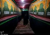 مراسم عزاداری بزرگ ترین موکب خراسان شمالی به روایت تصاویر