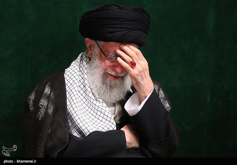 روضهخوانی امام خامنهای در مصیبت حضرت امالبنین(س) + فیلم