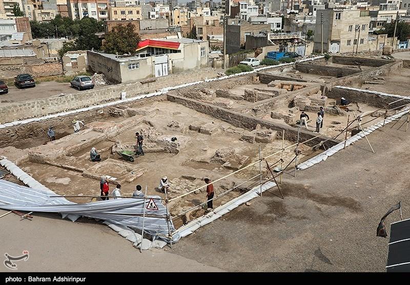 یادگار جنگهای ایران و روم در اردبیل؛ مسجدی که حقایق مدفون تاریخ را عیان ساخت+تصاویر
