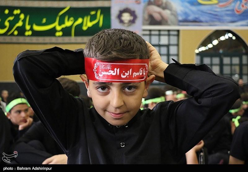 همایش «احلی منالعسل» در استان کرمانشاه برگزار شد+ تصاویر