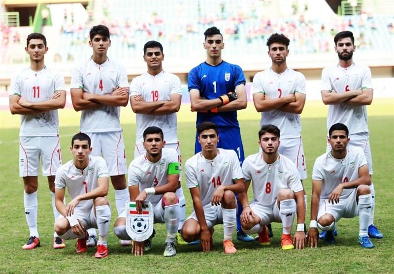 Iran U-19 Football Team Loses to Indonesia