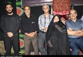 سفر سالانه از آمریکا برای برپایی مجلس عزاداری امام حسین(ع) در بافق+ تصاویر