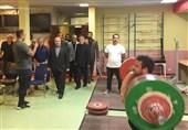 حضور سلطانیفر و صالحیامیری در اردوی تیم ملی وزنهبرداری