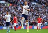 انتخابی یورو 2020| برتری آسان انگلیس با هتتریک کین