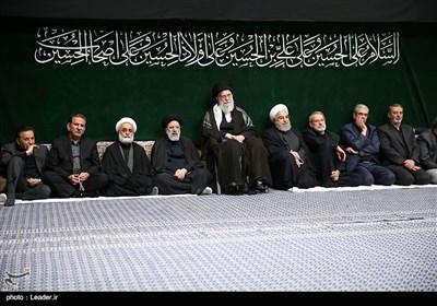 دومین شب عزاداری محرم در حسینیه امام خمینی(ره)