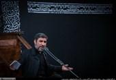 مداحی سلحشور در دومین شب از عزاداری رهبر انقلاب برای سیدالشهداء(ع)+ فیلم