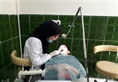 80 درصد بیماران به علت خرد شدن فک و دندانها به جراح فک و صورت مراجعه میکنند