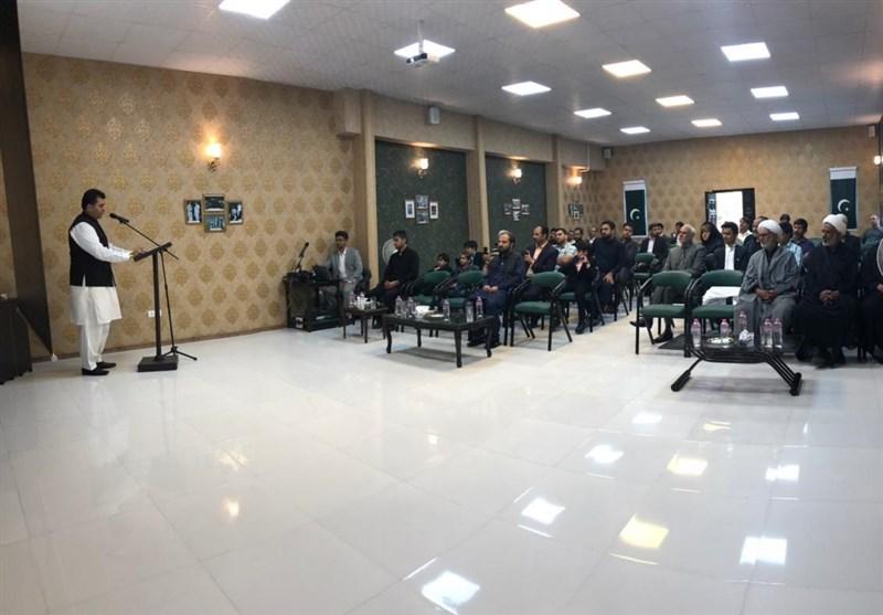 برگزاری مراسم همبستگی با مردم کشمیر در مشهد +تصاویر