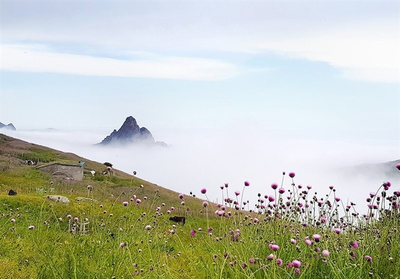 Choubar Countryside; A Heaven above The Clouds