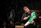 روضهخوانی محمدرضا بذری با گویش مازندرانی